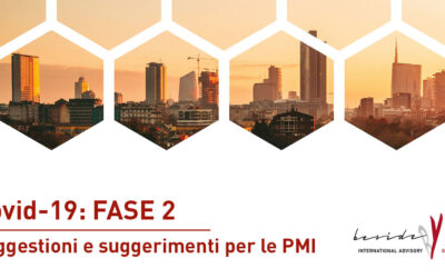 Covid-19: Fase 2 | Suggestioni e suggerimenti per le PMI
